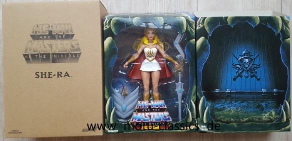 SHE-RA SKELETOR HORDAK Super7 Masters of the Universe MOTU Wave 1 Set  HE-MAN